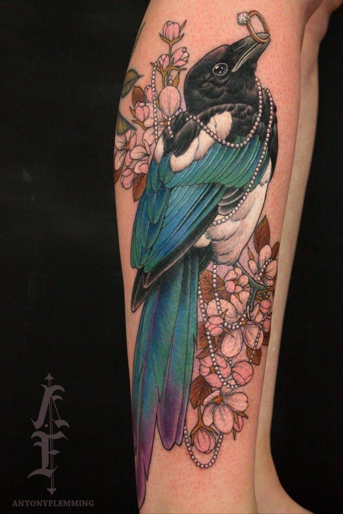 ANTONY FLEMMING | Tattoodo Ambassadors | Tattoo artists, Tattoos ...