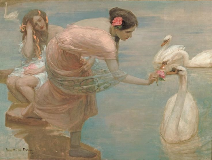 Rupert Bunny, A Summer Morning