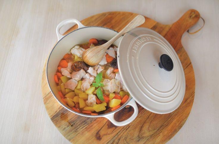 Kylling fra Kardemommeby kan fort bli en favoritt hos deg med små barn.