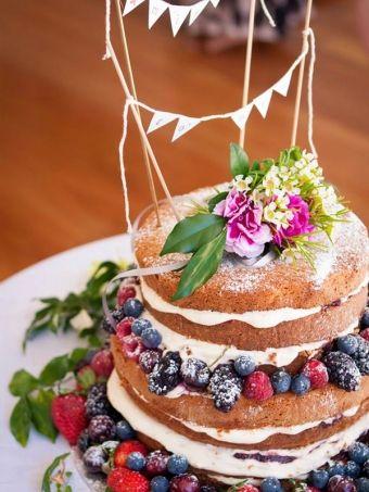 Beautiful layered cake by @Hanna Phillips :)