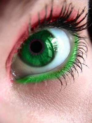 watermelon eye