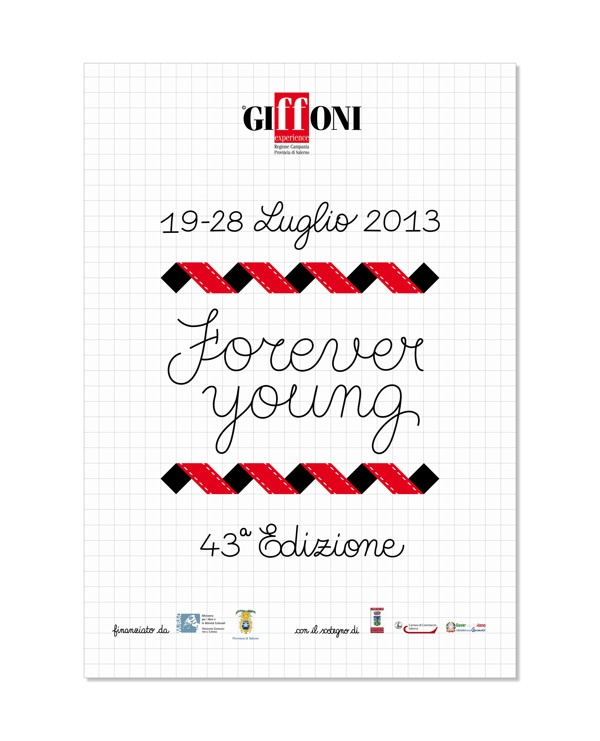 Forever Young by Silvia Virgillo, via Behance