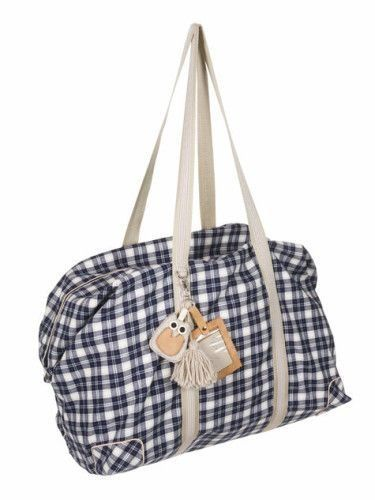 Just Right Overnight Bag - Sewing Pattern