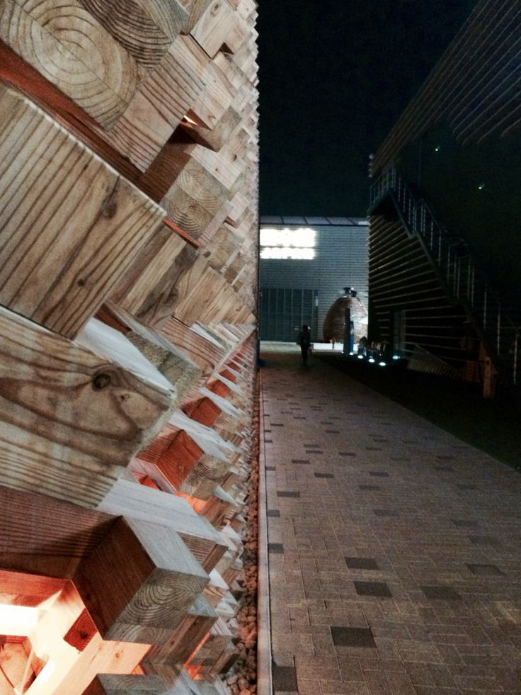 #expo #2015 #milan #architecture #minimal #photo #wood #composition