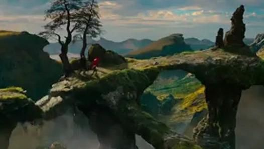 Le Monde Fantastique d'Oz (Oz The Great and Powerful) - Bande-Annonce / Trailer [VOST|HD]