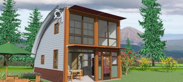 Tiny House Kits find this pin and more on northfield mn tiny house community Design Horizons Is A California Based Company Q Cabins Are The New Concept In Sustainable Micro Housing Every Material Or System Choice Used To