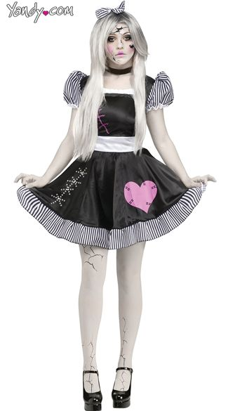 rag doll costumes for women - Google Search