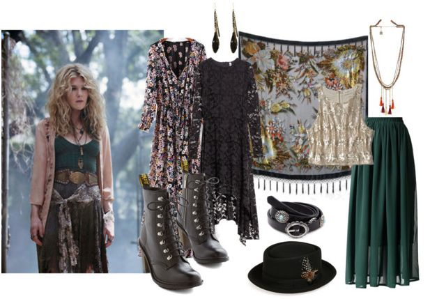 Burn the Witch: The Fashion of AHS Coven on a Budget - Blood, Sweat and Heels