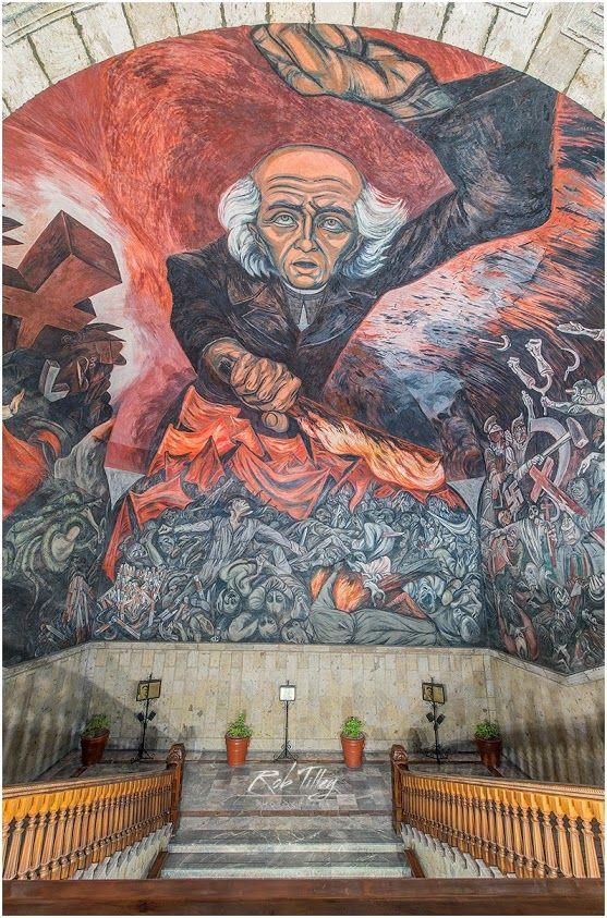 17 best images about clemente orozco pintor y muralista de for Aviso de ocasion mural guadalajara