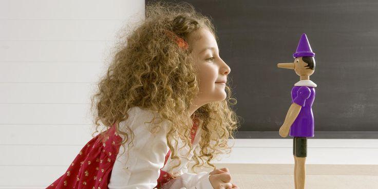 18 примеров того, как мы, не задумываясь, врем своим детям! » Женский Мир