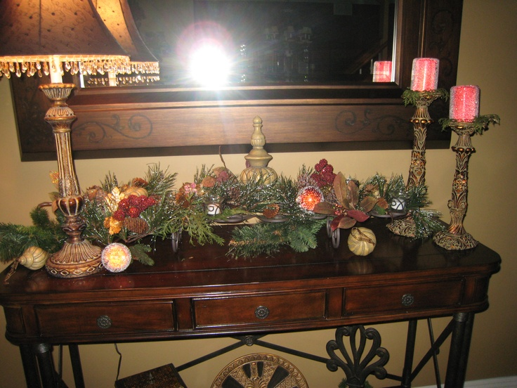Best images about foyer decor on pinterest fall