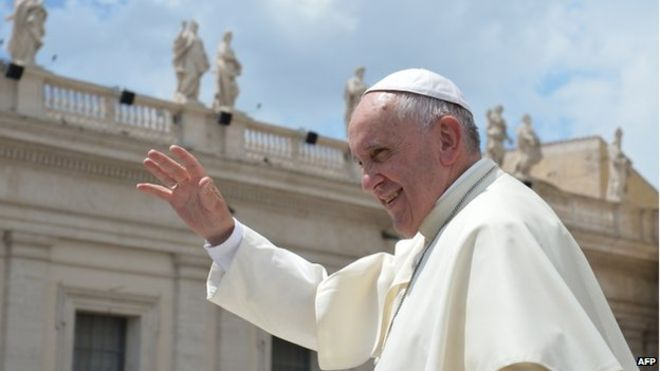 Pope Francis calls for revolution to save the planet - Pope Francis blames 'human selfishness' for global warming - See more at: http://www.newskarnataka.com/world/pope-francis-calls-for-revolution-to-save-the-planet#sthash.5IrpcVjE.dpuf - Pope Francis