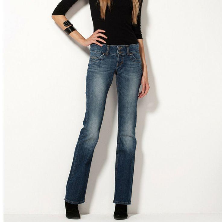 """Γυναικείο παντελόνι τζιν """"Marilyn276"""" Seven L.A.  http://brands4all.com.gr/collections/smart-collection-11/products/seven-l-a-marilyn-276"""