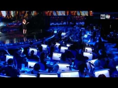 Nathalie - Il mio canto libero @ #Sanremo 2011 #LucioBattisti