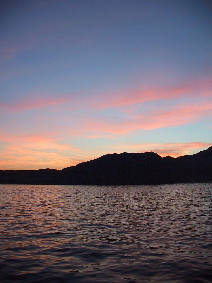 Sharm el-Sheikh sunset , Egypt