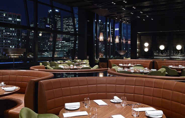 Dinner by Heston Blumenthal has begun its new journey at its second home, Crown Towers Melbourne