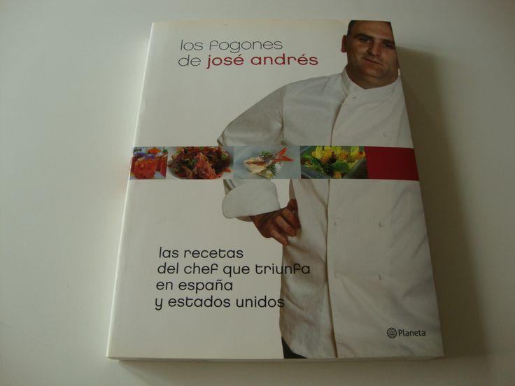 Recetas de José Andrés.