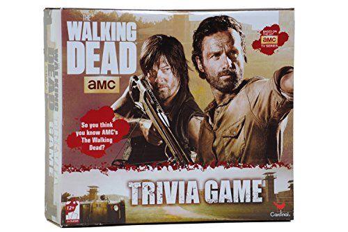 The Walking Dead Trivia Game Cardinal http://www.amazon.com/dp/B00O2JTRK4/ref=cm_sw_r_pi_dp_MbVIwb1R0H5GP