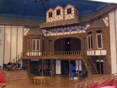 Globe Theatre, Odessa Texas. www.shawnastringer.com
