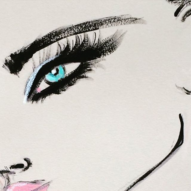 Wendy Buiter Ⓥ @wendybuiter Blue Eyes #clos...Instagram photo | Websta (Webstagram)