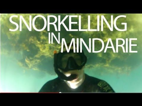 A video of me snorkelling in Mindarie with an underwater scooter. Eagle Ray.