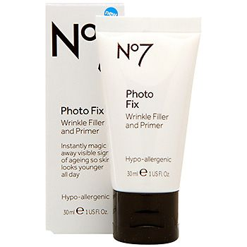 Love that I got 20% off No7 Photo Fix Wrinkle Filler & Primer from Boots Retail USA for $19.98.