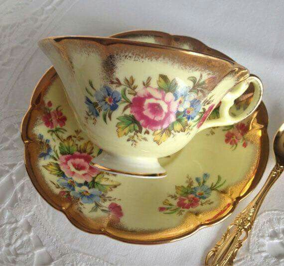 ✿⊱❥ Tea Cup