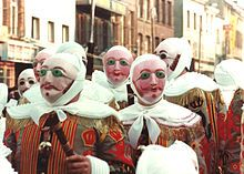 "Fat Tuesday refers to ""Mardi Gras"", ""Carnival Season"" celebration beginning on  the day before Ash Wednesday. The last night of eating richer, fatty foods, before the ritual fasting of the Lenten season, which begins on Ash Wednesday, the penetential season of Lent. Also referred to ""Shrove Tuesday, associated with the religious requirement for confession before Lent begins.Parades with costumes and masks are celebrated in New Orleans,Rio de Janeiro,Barranquilla, Trinidad,Quebec City…"