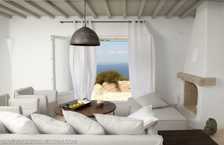 Moon Illusion Villa living room