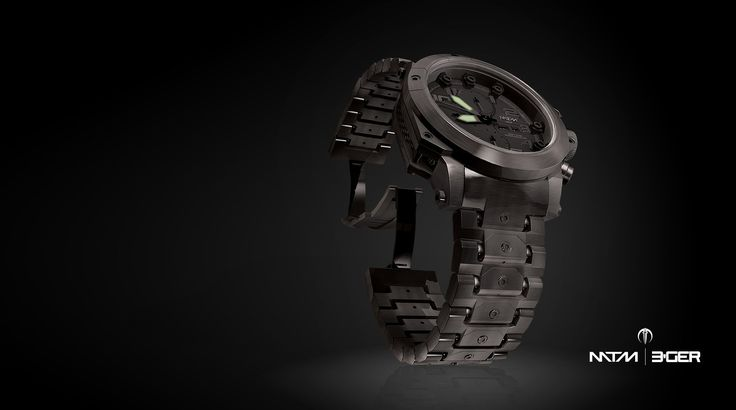 Discover the exquisite and luxurious MTM Black 3-GER timepiece for men. As the first automatic watch made by MTM, the 3-GER boasts an impeccable design to accomplice its high-end and unprecedented watch making qualities.