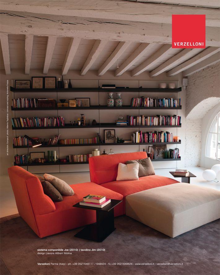 Joe. Verzelloni on Elle Decor Italia, Elle Decoration, Ideal Heim.