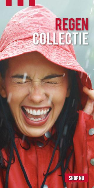 Hier worden we zelfs nog een beetje blij van op deze regenachtige dag #rain #regen