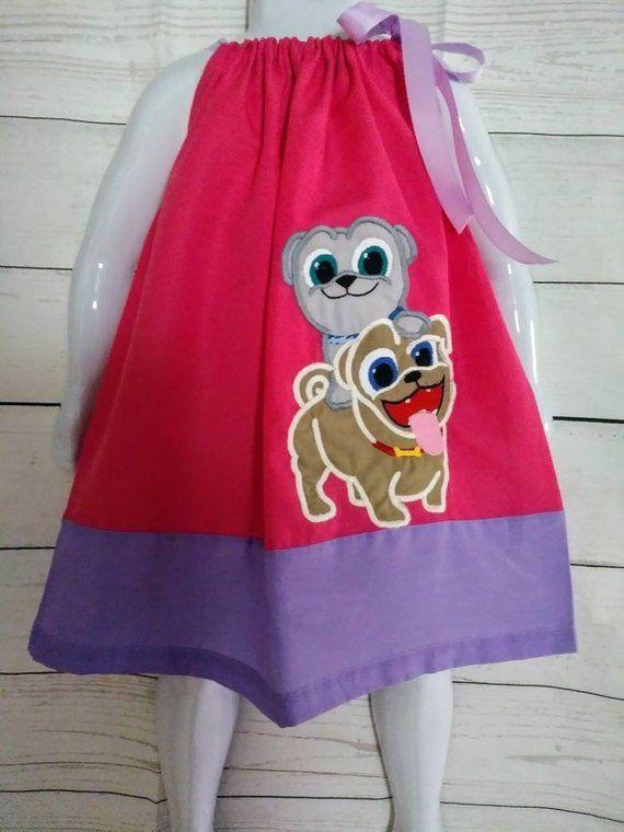 Girls Puppy Dog Pals Dress Puppy Dog Pals Birthday Dress Puppy