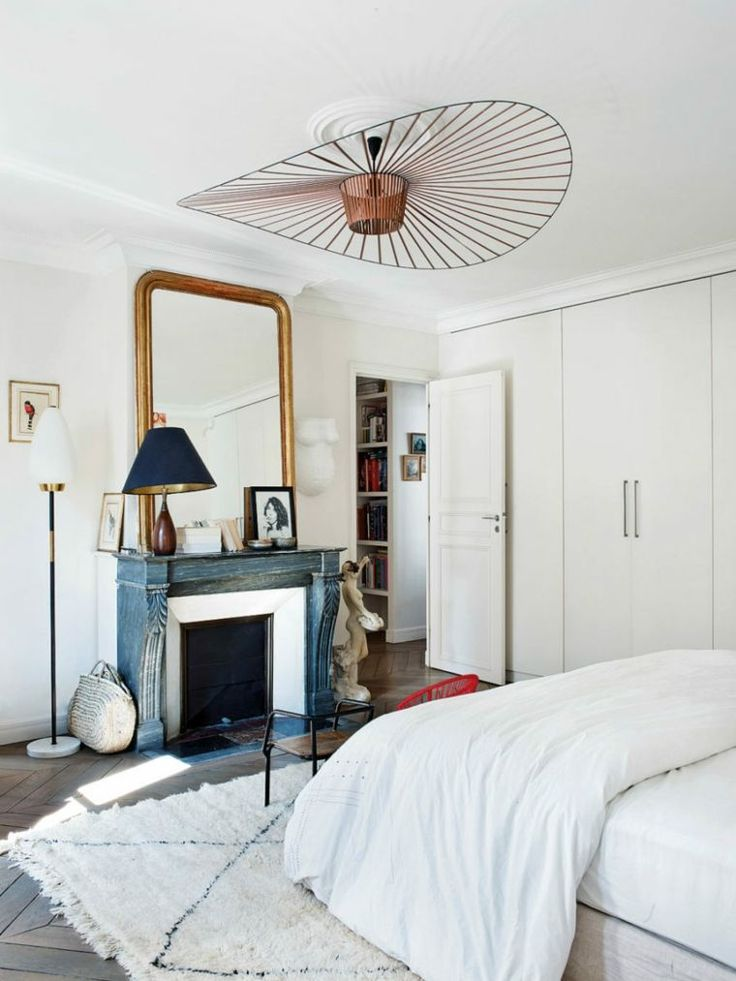 stilvolles zimmer stil 45 deco ideen bedroom. Black Bedroom Furniture Sets. Home Design Ideas