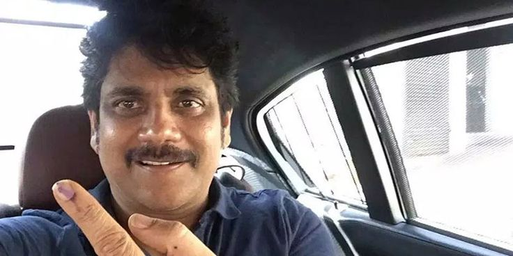 Celebrities Cast Their Votes in GHMC Elections