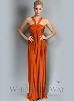Pia Gladys Perey dress