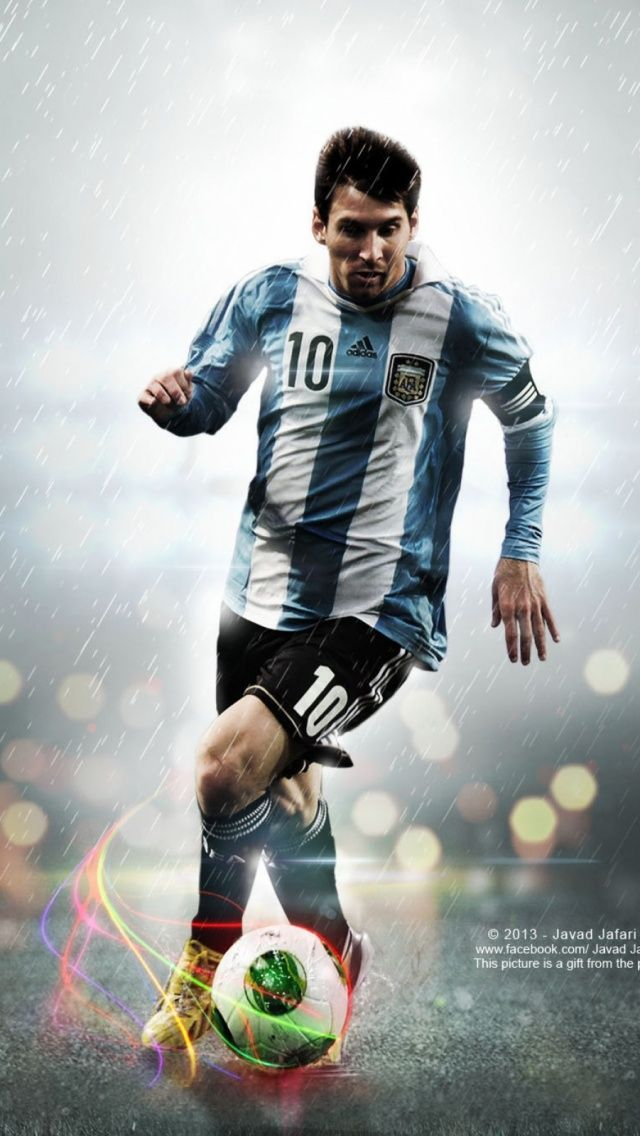 Messi Iphone Wallpaper Argentina - Best Wallpaper HD