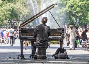 Health threats which face musicians while on a music tour