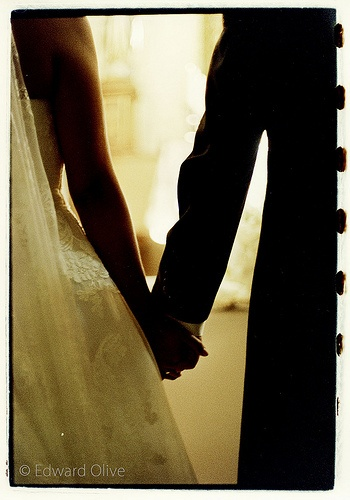 A representation of marriage - Edward Olive fotos artisticas de bodas