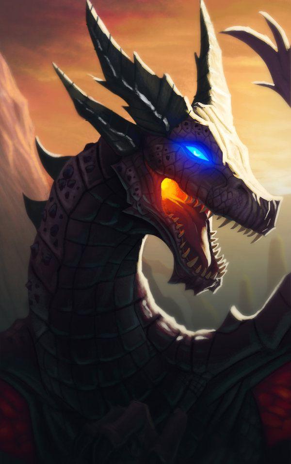 Dragon fury by EdCtjr.deviantart.com on @DeviantArt