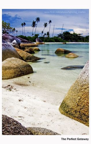 The Perfect Getaway - Belitung