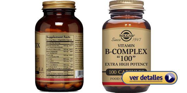 vitamina b12 para la pérdida de grasa