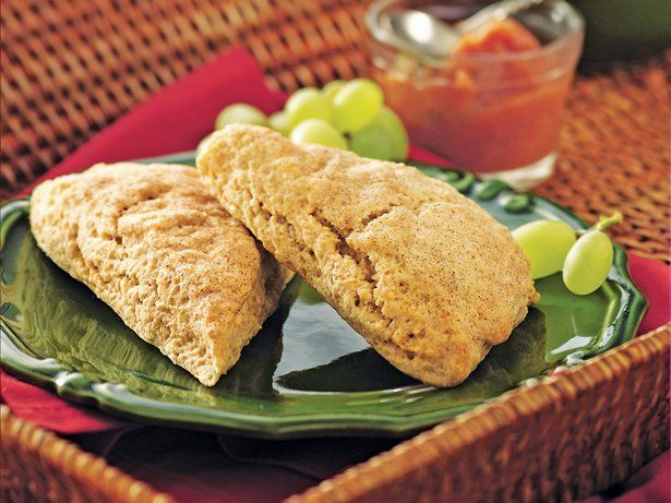 Apple butter adds a rich flavor to this classic scone that is made using Gold Medal® flour - ready in 30 minutes.