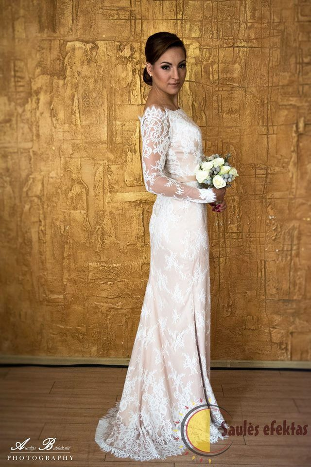 Beautiful bride in the wedding dress by Tina Valerdi! Let your day be inspired!!!