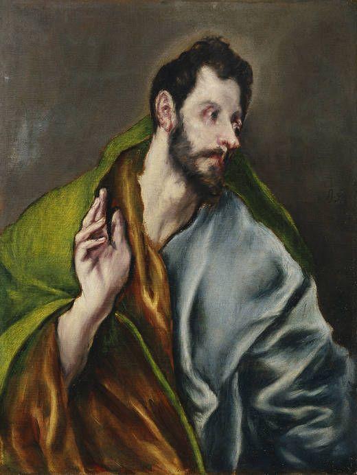 Santo Tomás, 1608 - 1614 (El Greco y taller).
