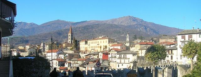 Dronero, Cuneo, Piemonte.