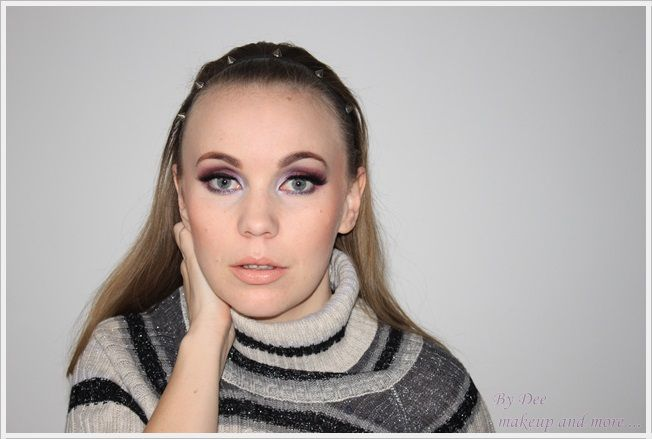 LOTD: Storm ~ By Dee make-up and more