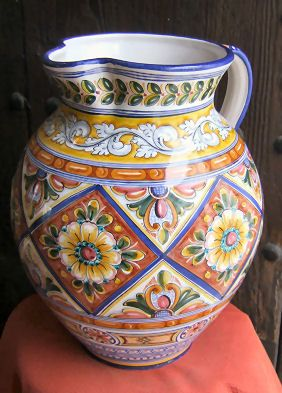 Spanish Ceramic - Toledo - Puerte del Arzobispo - MIJASCERAMIC.COM