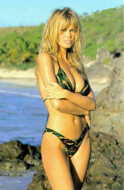 Claudia Schiffer Swimsuit | Claudia Schiffer Swimsuit ...