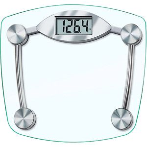 Taylor Model 7506 Glass Electronic Bath Scale